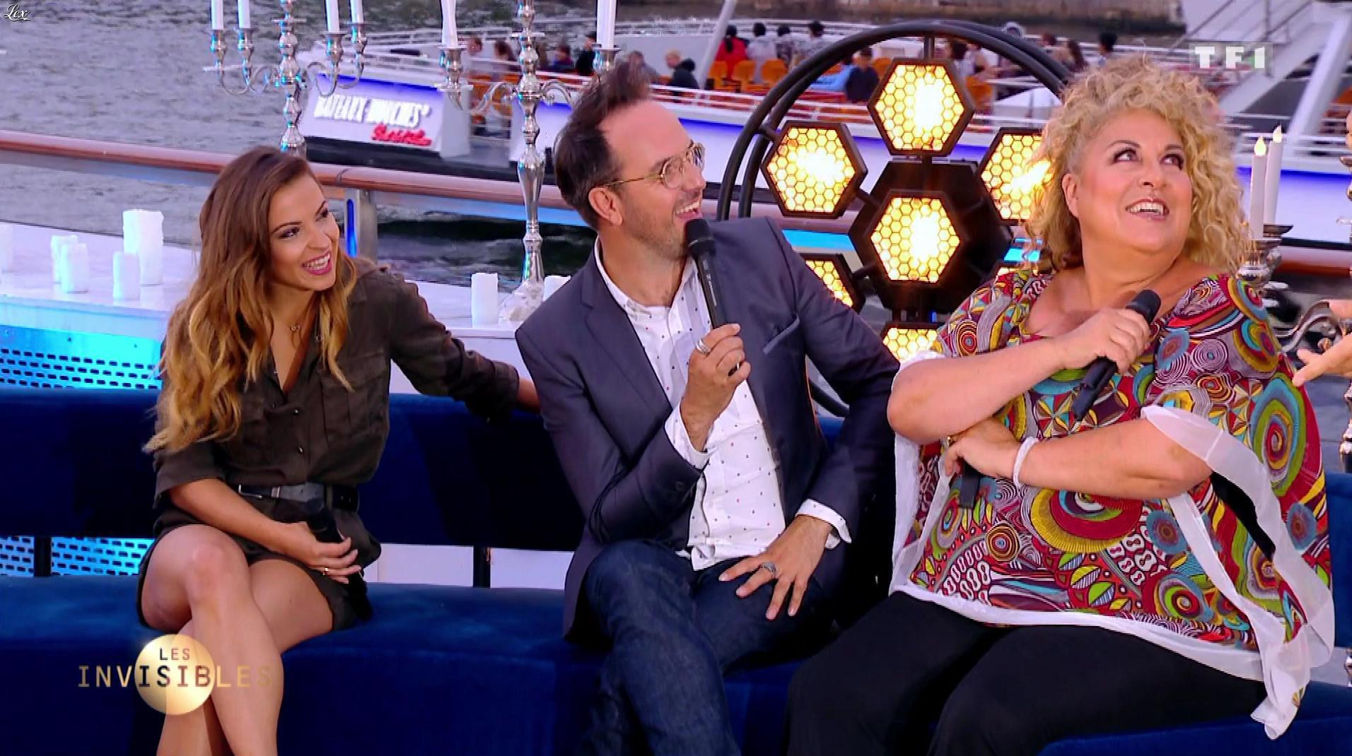 Denitsa Ikonomova dans les Invisibles. Diffusé à la télévision le 22/07/17.