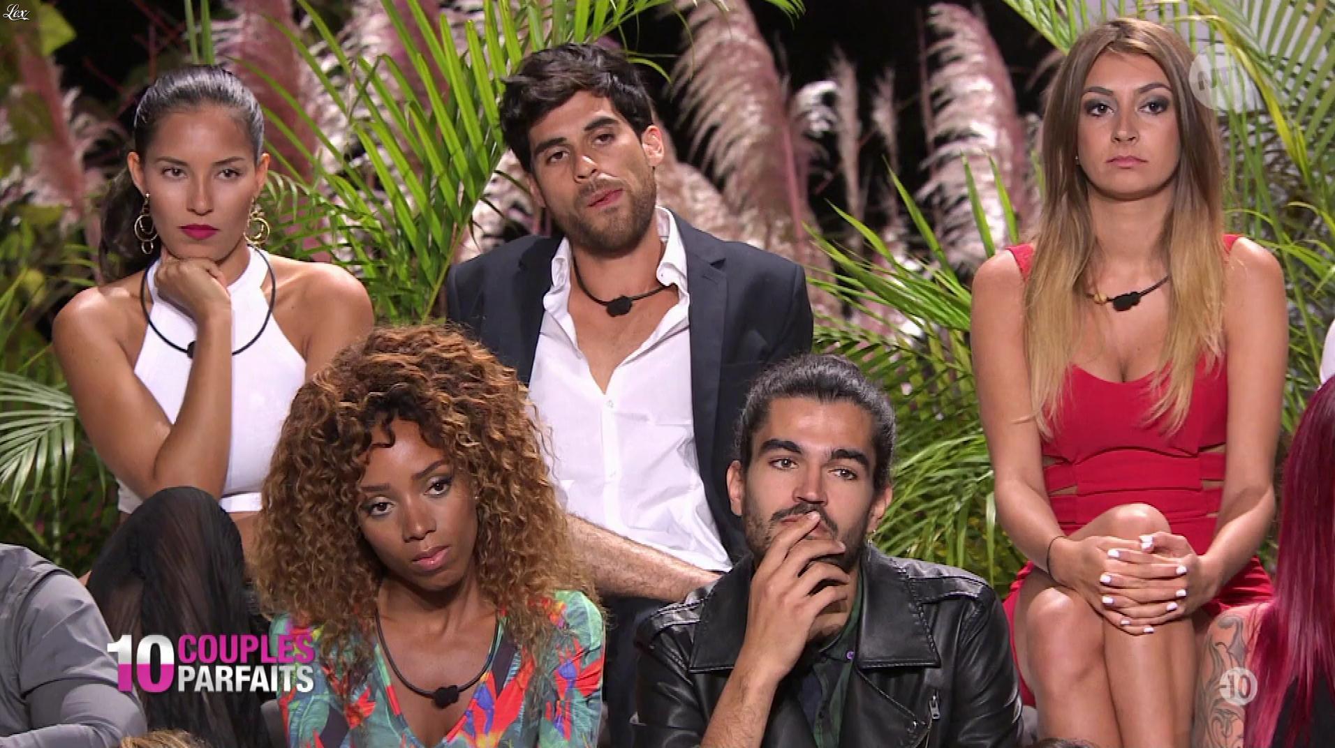 Estelle dans 10 Couples Parfaits. Diffusé à la télévision le 28/08/17.