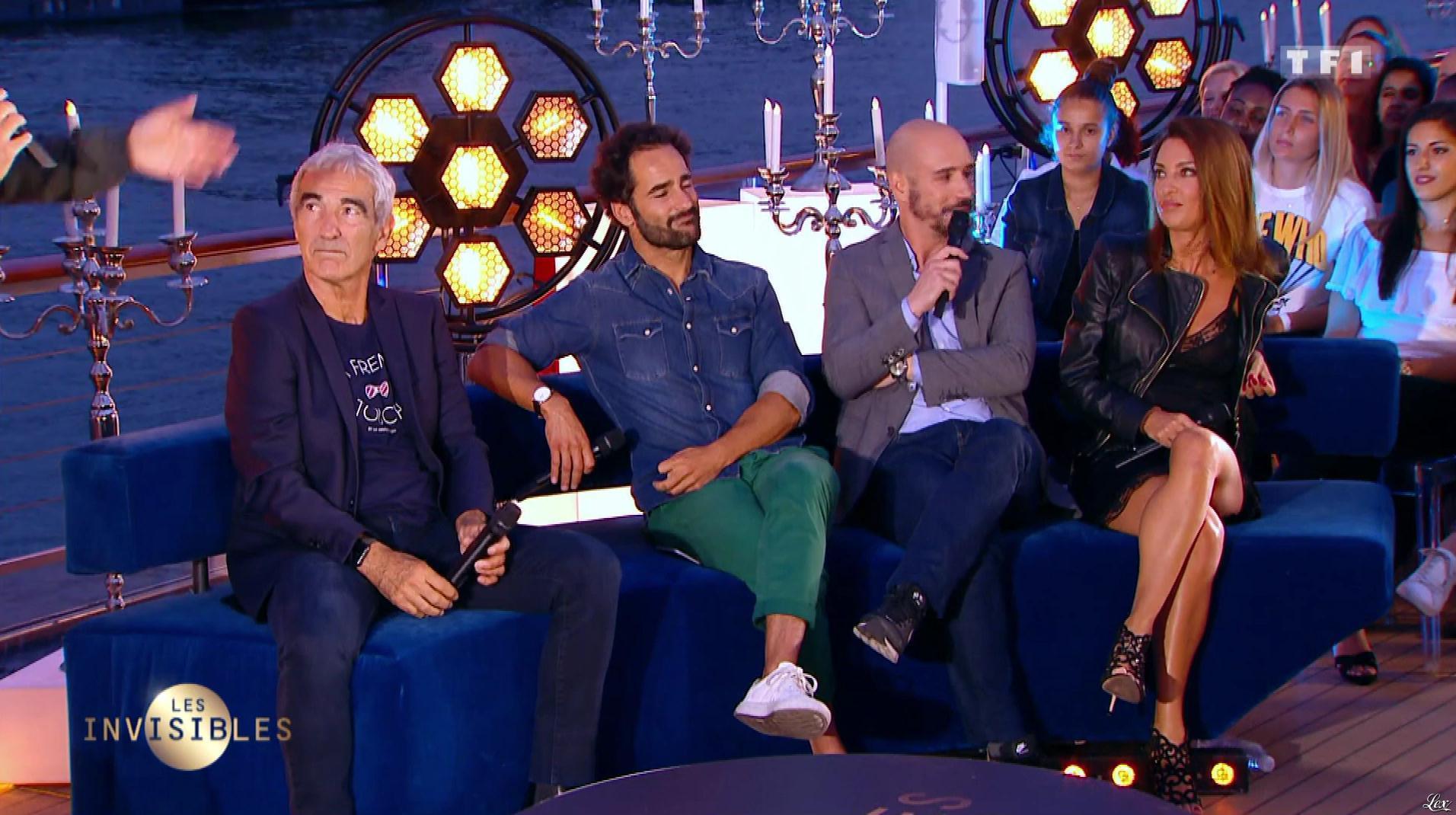 Eve Angeli dans les Invisibles. Diffusé à la télévision le 22/07/17.
