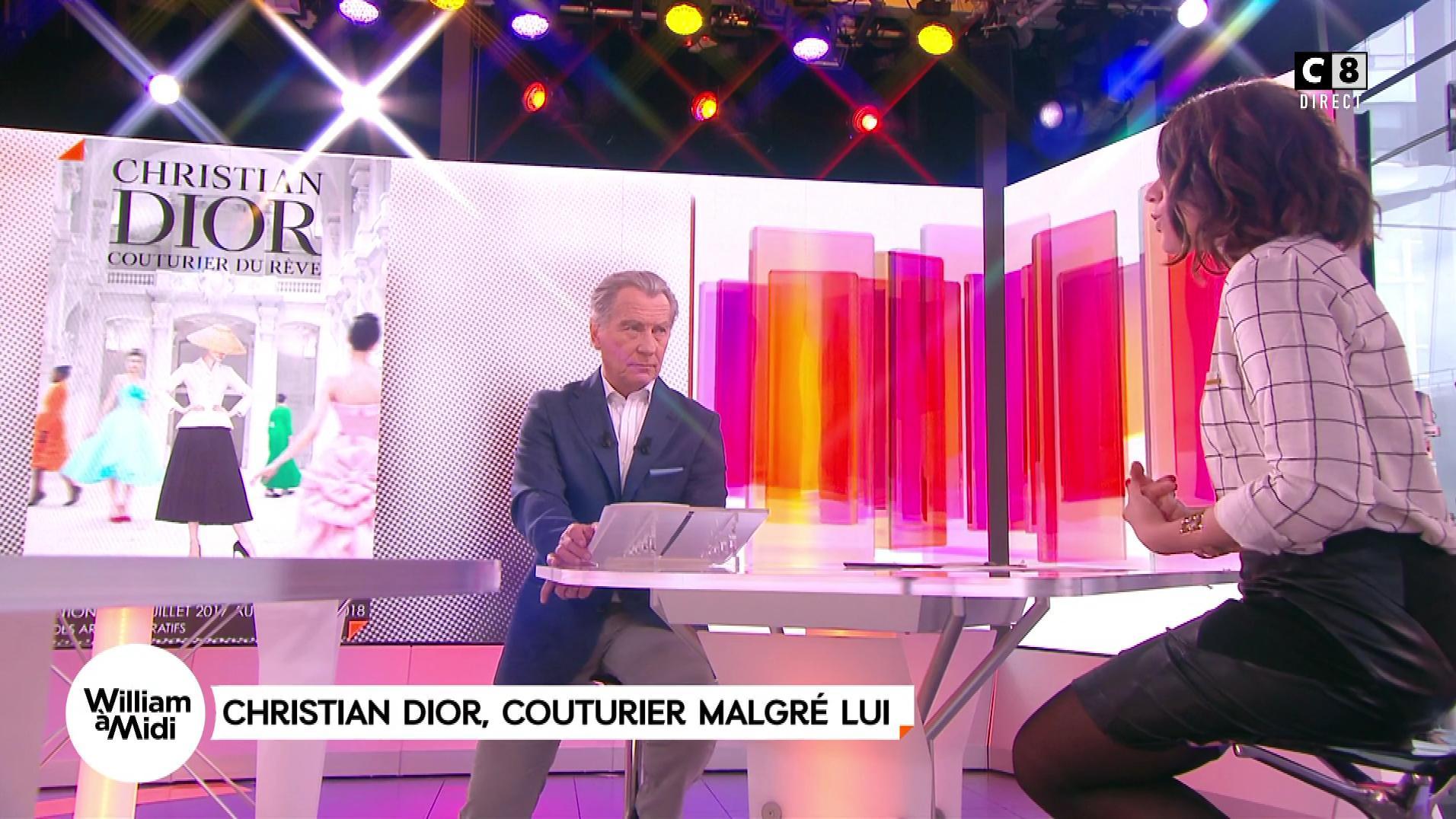 Julia Molkhou dans William à Midi. Diffusé à la télévision le 28/09/17.