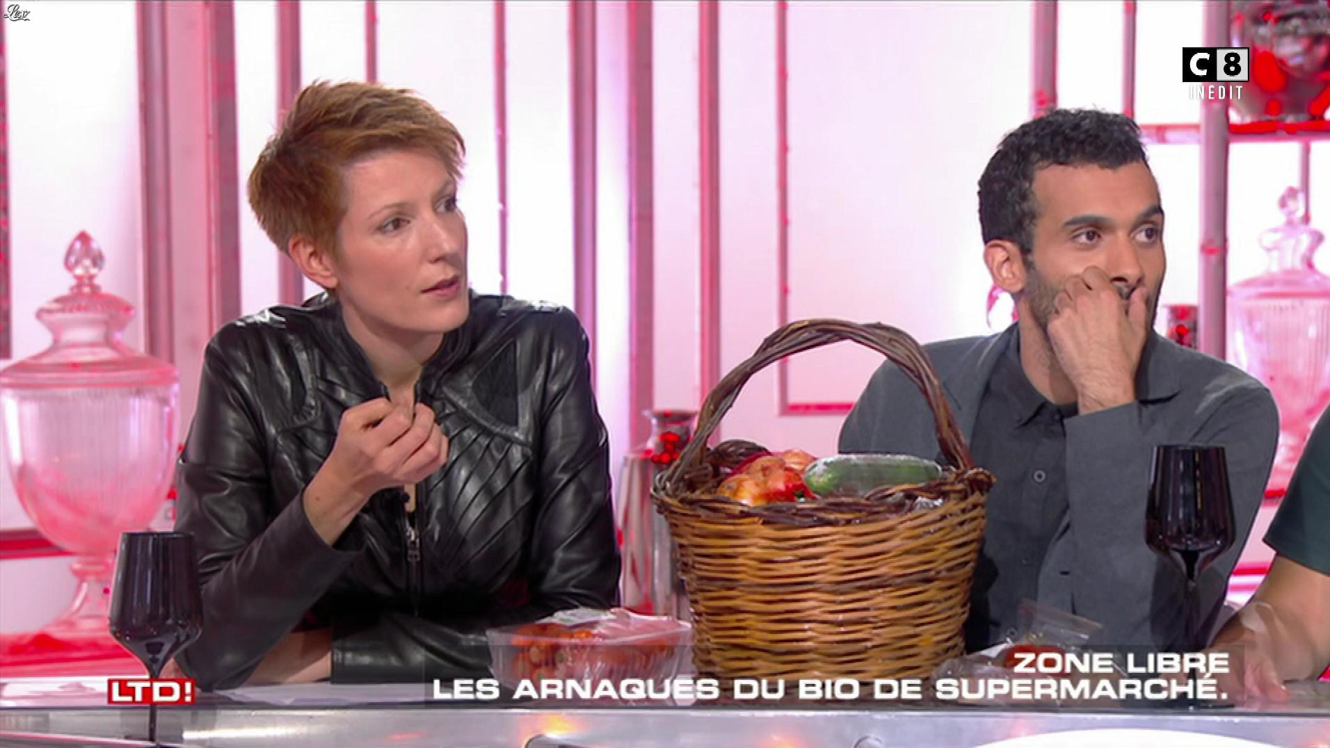 Natacha Polony dans les Terriens du Dimanche. Diffusé à la télévision le 17/09/17.