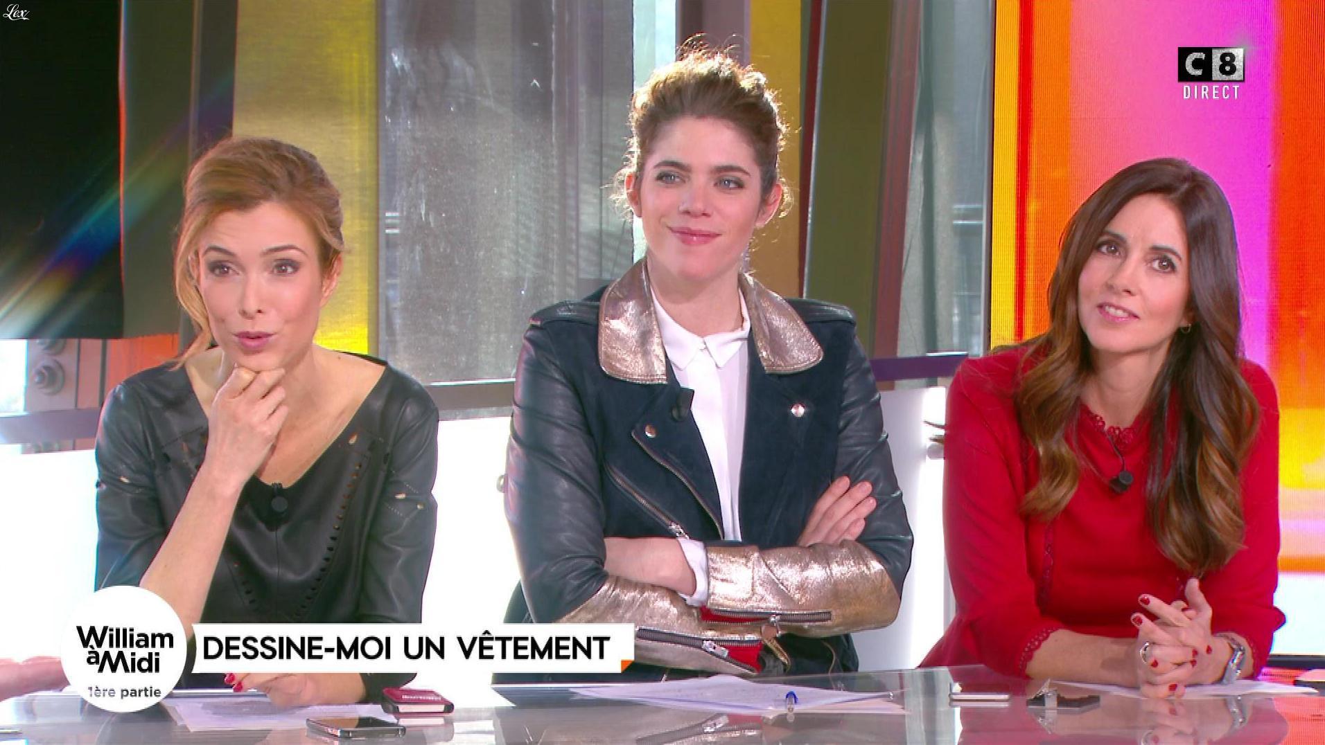Véronique Mounier dans William à Midi. Diffusé à la télévision le 12/12/17.