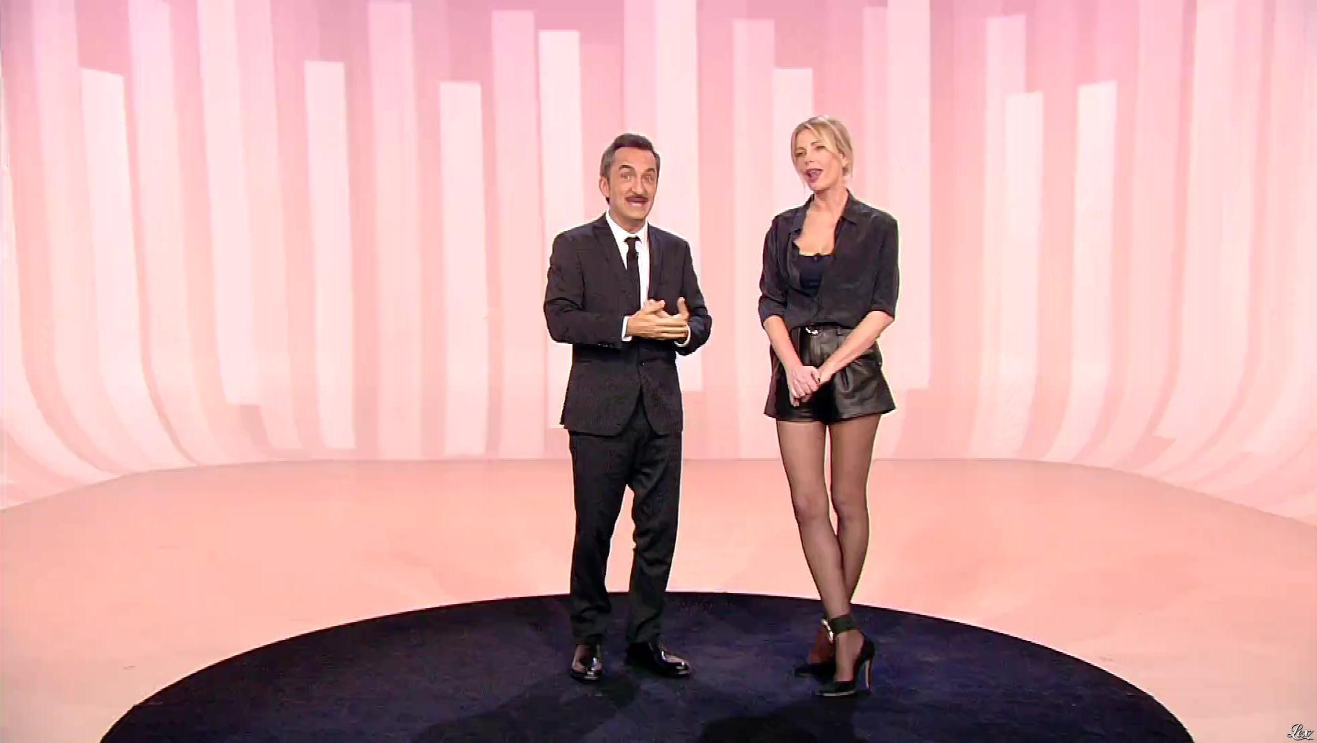 Alessia Marcuzzi dans le Iene. Diffusé à la télévision le 04/12/18.