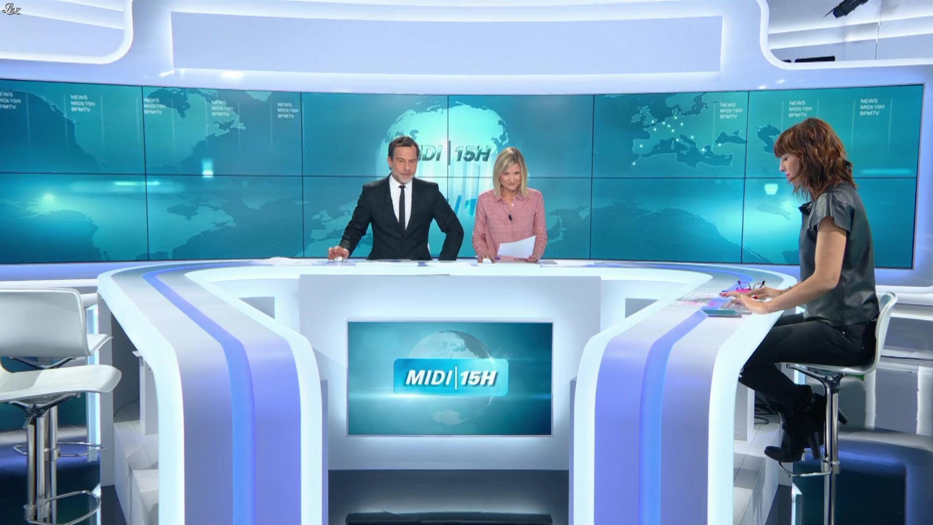 Candice Mahout dans le Midi-15h. Diffusé à la télévision le 12/11/18.