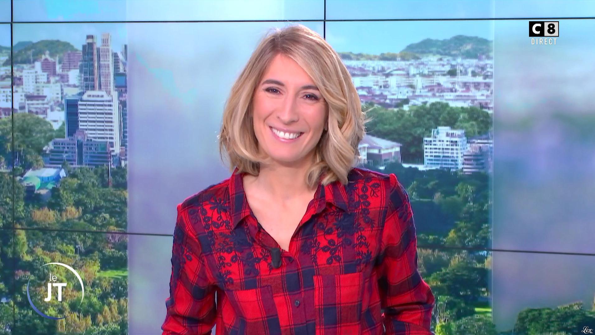 Caroline Delage dans William à Midi. Diffusé à la télévision le 12/11/18.