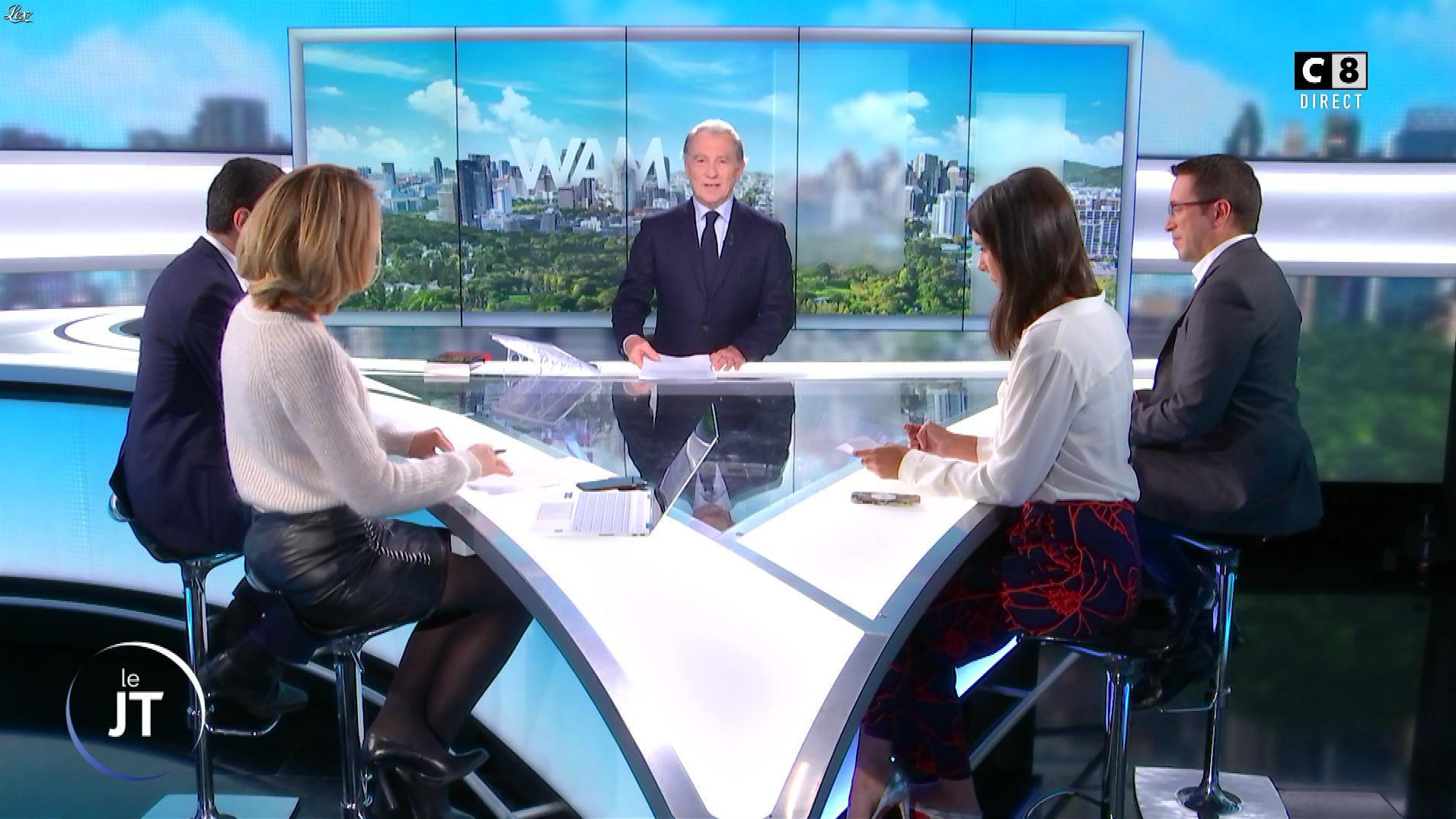 Caroline Delage dans William à Midi. Diffusé à la télévision le 22/11/18.