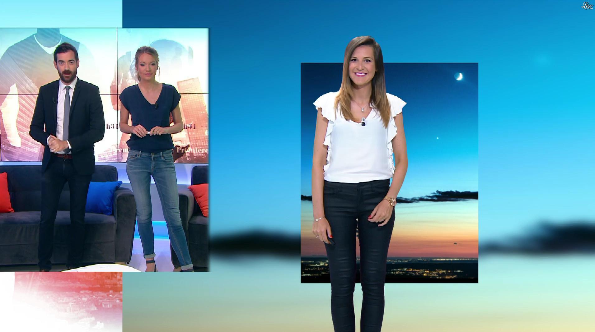 Daniela Prepeliuc dans Première Edition. Diffusé à la télévision le 15/08/18.