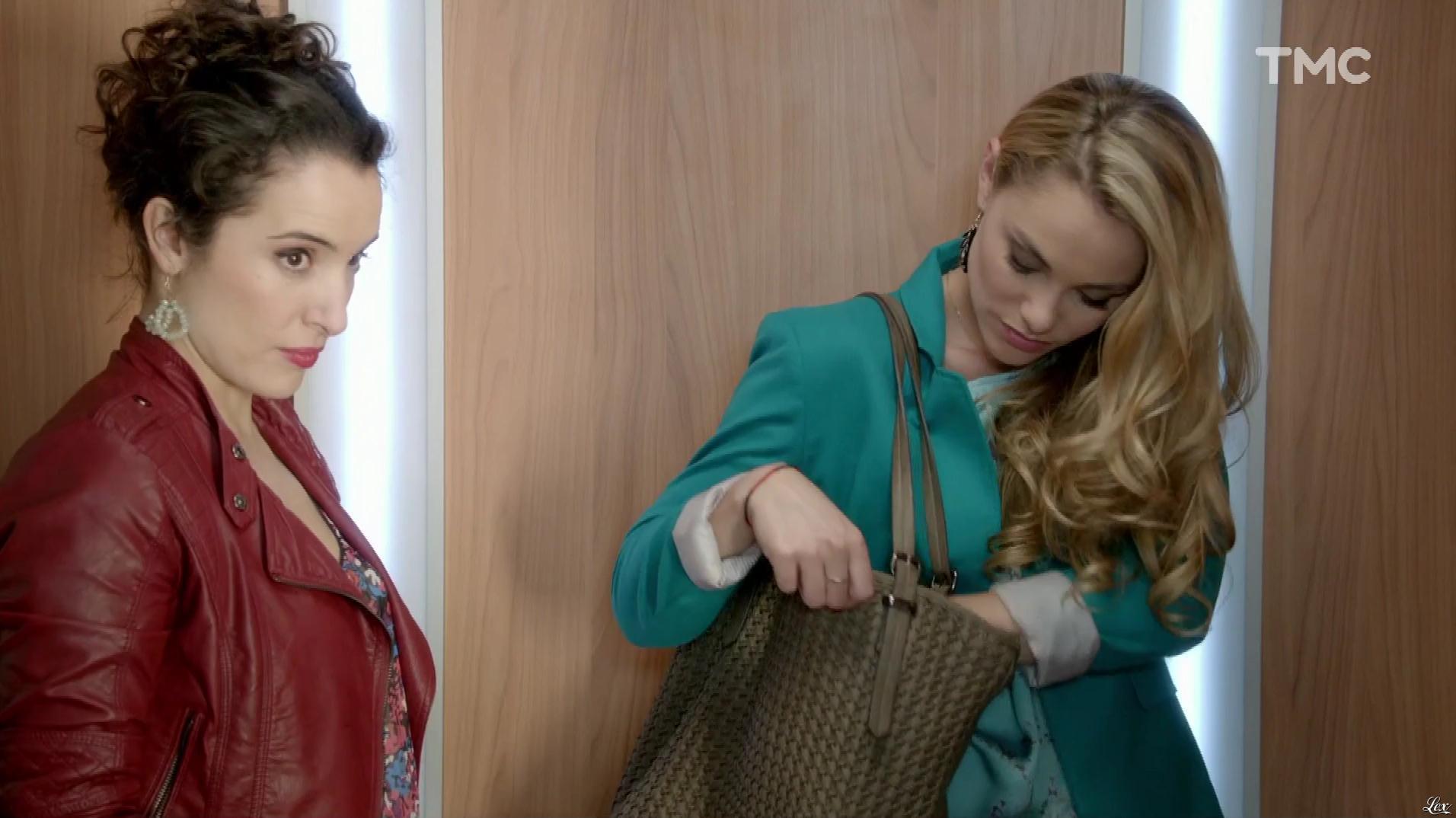 Isabelle Vitari dans Nos Chers Voisins. Diffusé à la télévision le 21/07/18.
