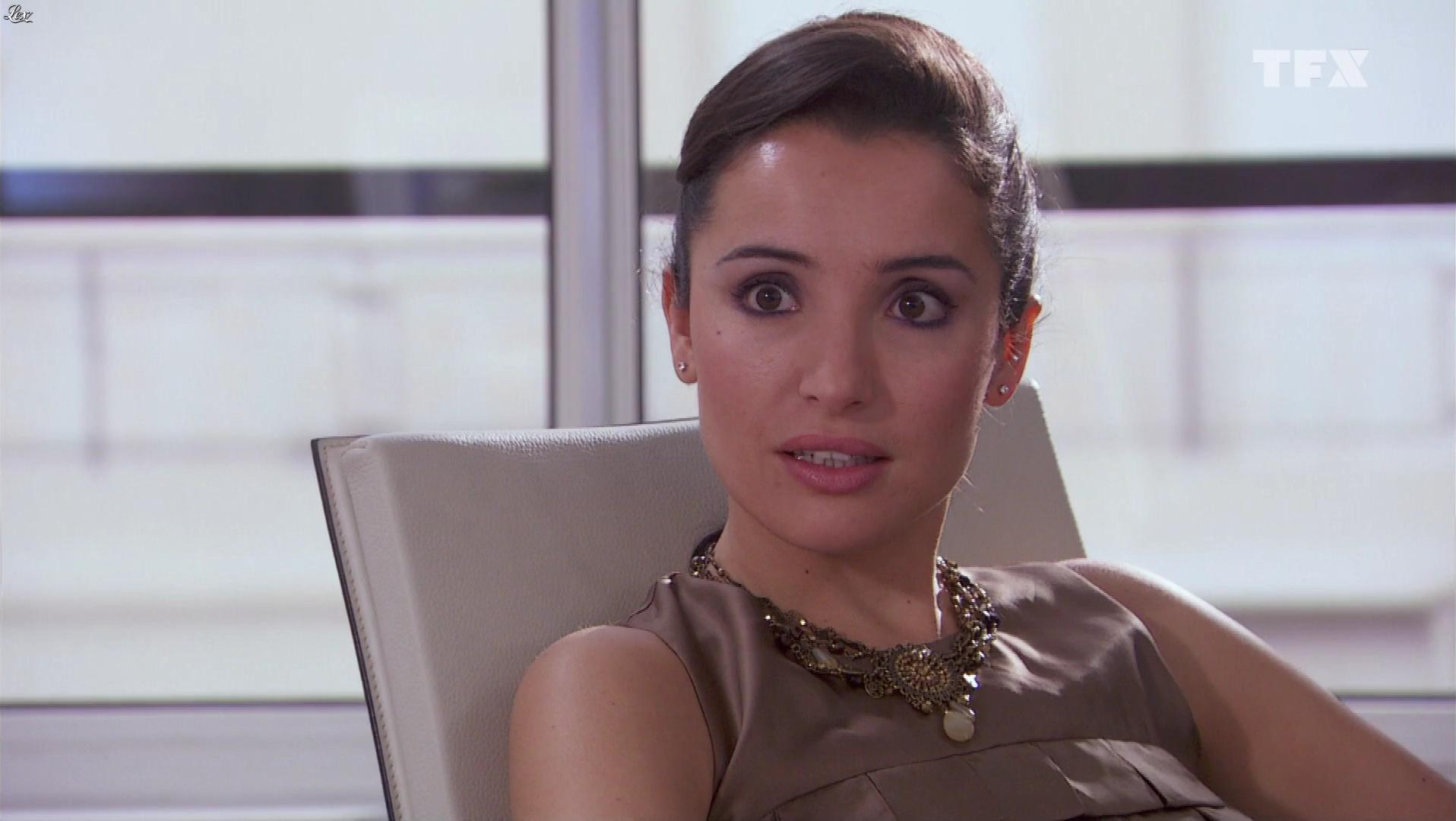 Isabelle Vitari dans Seconde Chance. Diffusé à la télévision le 04/07/18.
