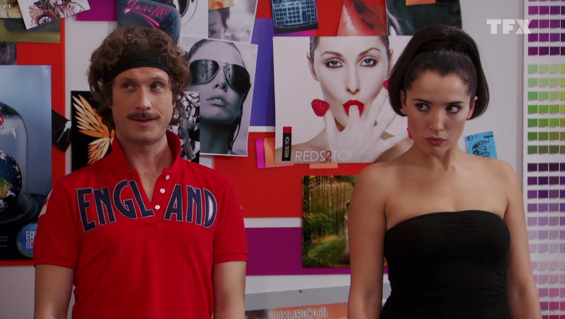 Isabelle Vitari dans Seconde Chance. Diffusé à la télévision le 15/08/18.