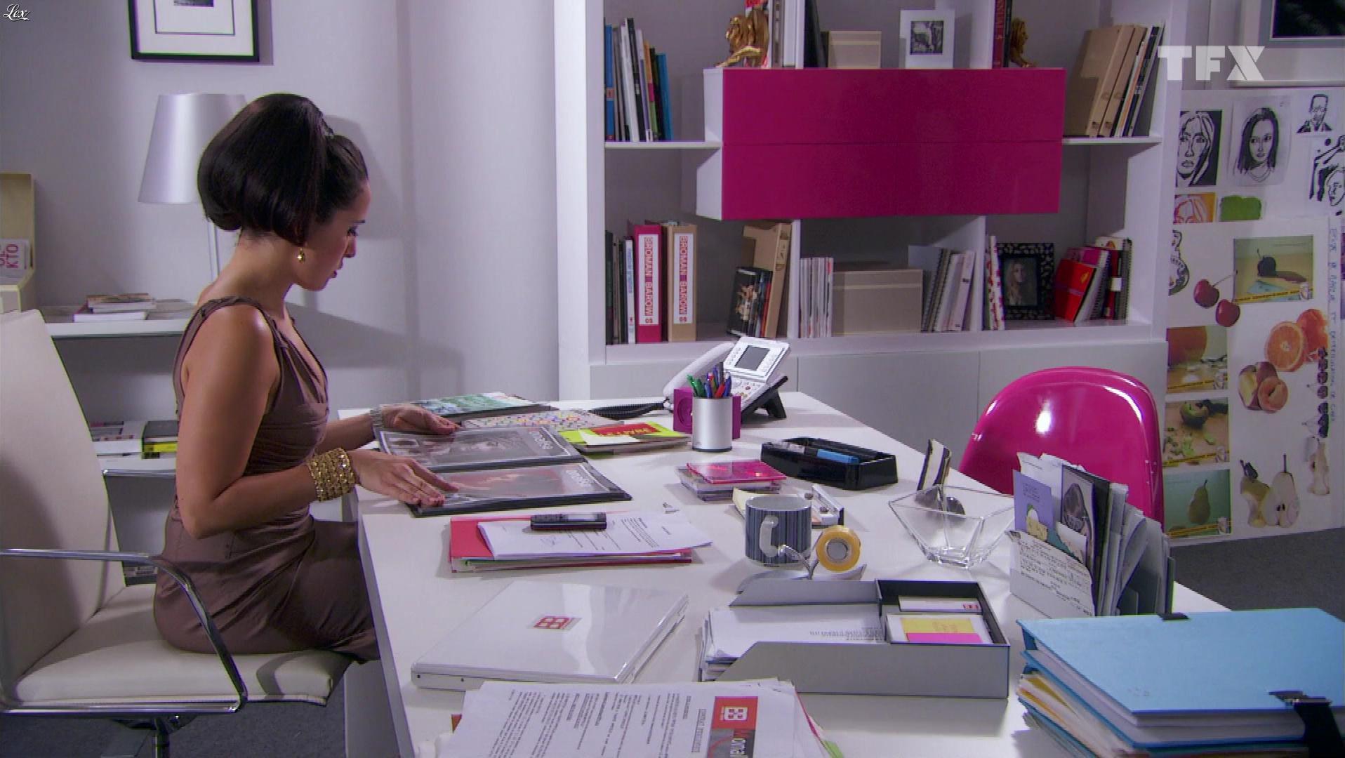 Isabelle Vitari dans une Seconde Chance. Diffusé à la télévision le 10/07/18.