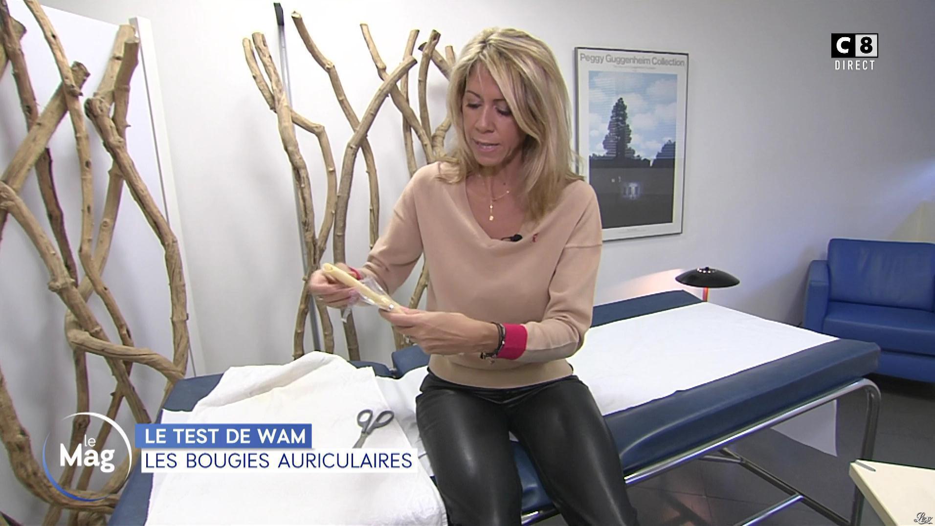 Rachel Bourlier dans William à Midi. Diffusé à la télévision le 14/11/18.