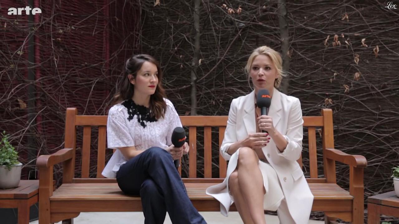 Virginie Efira dans Arte. Diffusé à la télévision le 20/04/15.