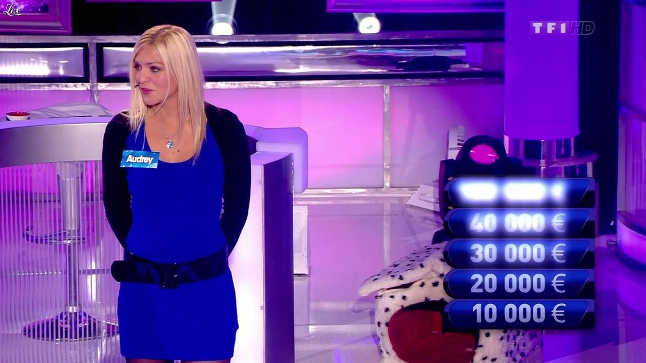 Audrey dans une Famille En Or. Diffusé à la télévision le 01/11/12.