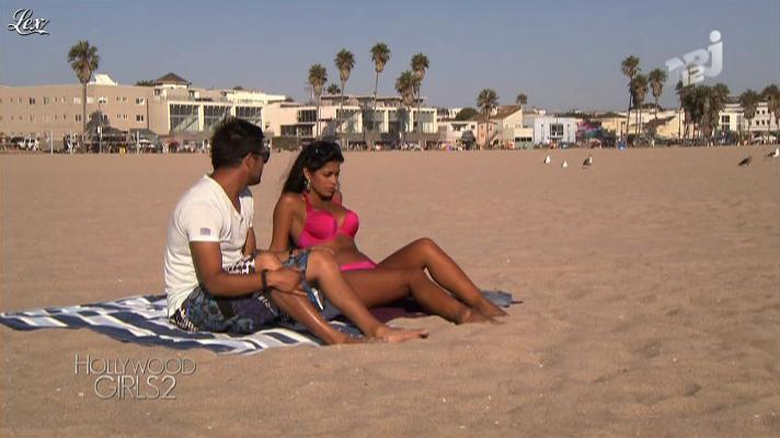 Ayem dans Hollywood Girls. Diffusé à la télévision le 26/09/12.