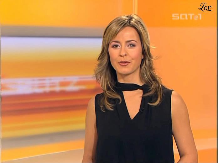 Bettina Cramer dans Blitz. Diffusé à la télévision le 04/11/04.