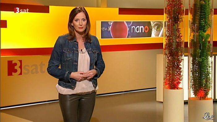 Kristina Zur Mulhen dans Nano. Diffusé à la télévision le 05/10/11.