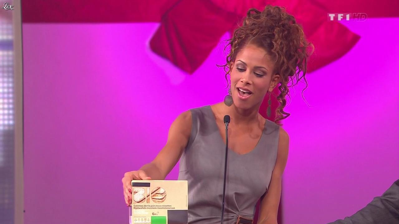 Doris Rouesne dans le Juste Prix. Diffusé à la télévision le 30/11/12.
