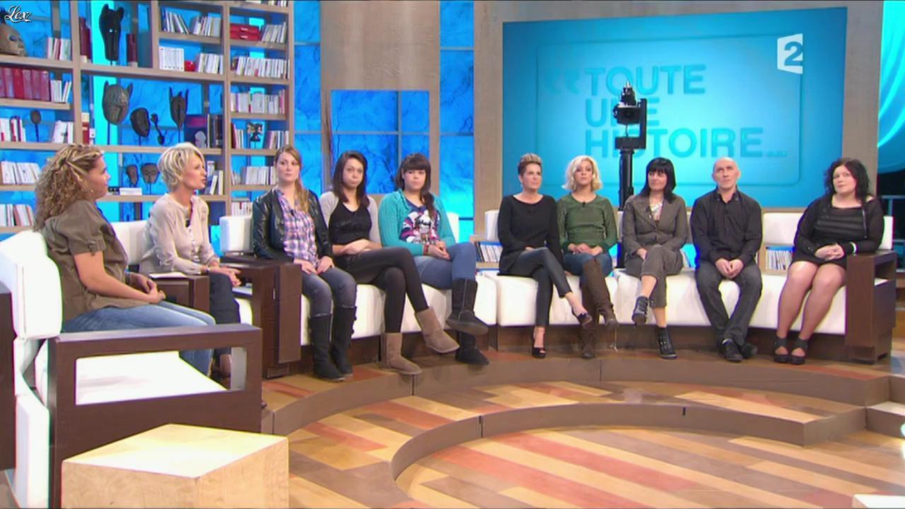 Penelope dans Toute une Histoire. Diffusé à la télévision le 23/02/11.