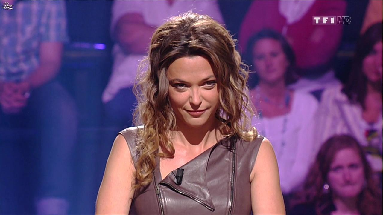 Sandrine Quétier dans le Grand Concours des Animateurs. Diffusé à la télévision le 27/05/11.