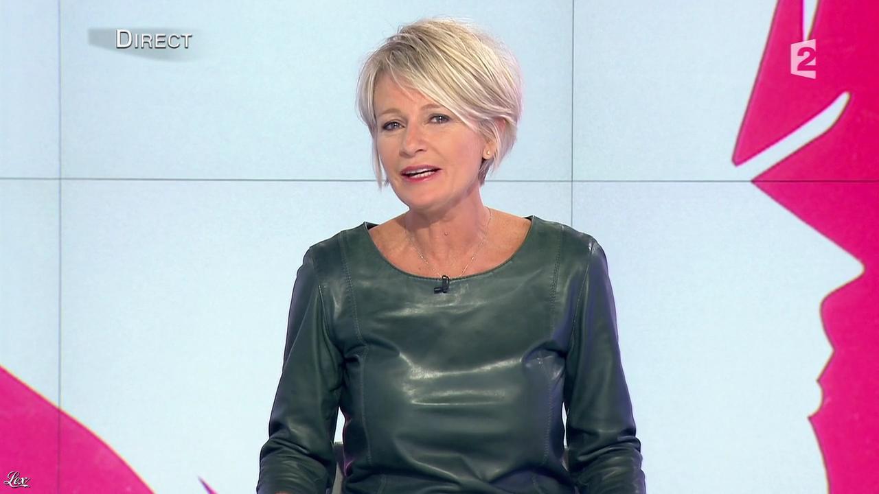Sophie davant dans c est au programme 21 11 12 010 - C est au programme chroniqueur ...