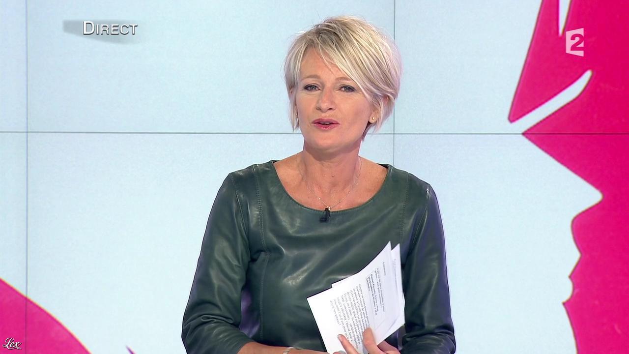 Sophie davant dans c est au programme 21 11 12 011 - C est au programme chroniqueur ...