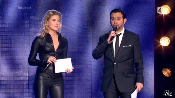 Stéphanie Renouvin dans les Victoires de la Musique. Diffusé à la télévision le 09/02/11.
