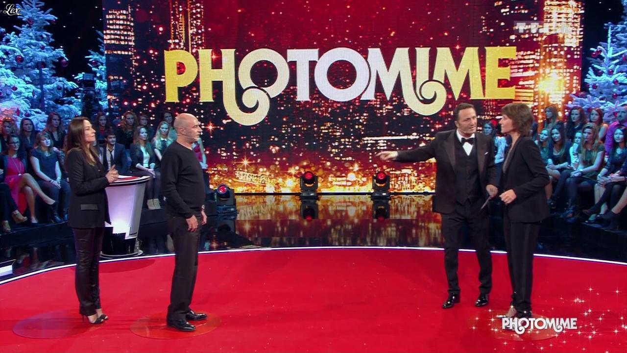 Vanessa Demouy dans le 31 Tout est Permis. Diffusé à la télévision le 31/12/12.