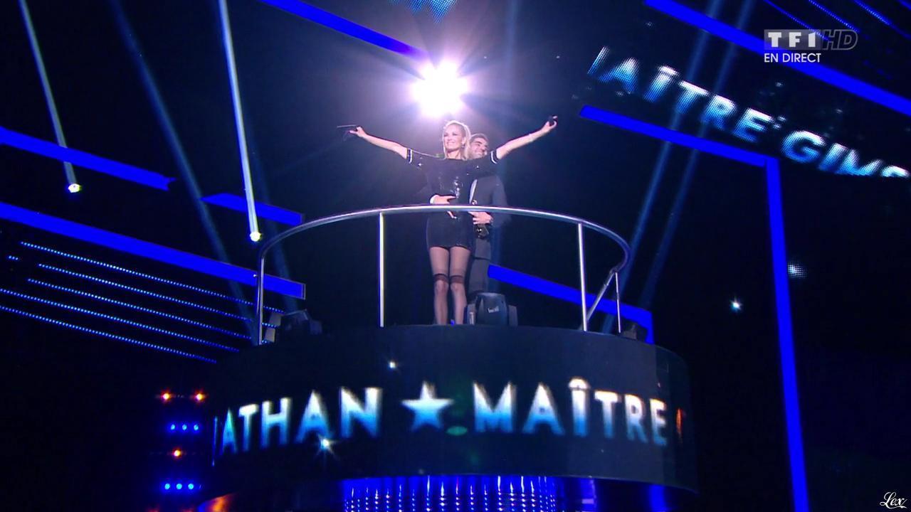 Adriana Karembeu dans NRJ Music Awards. Diffusé à la télévision le 14/12/13.