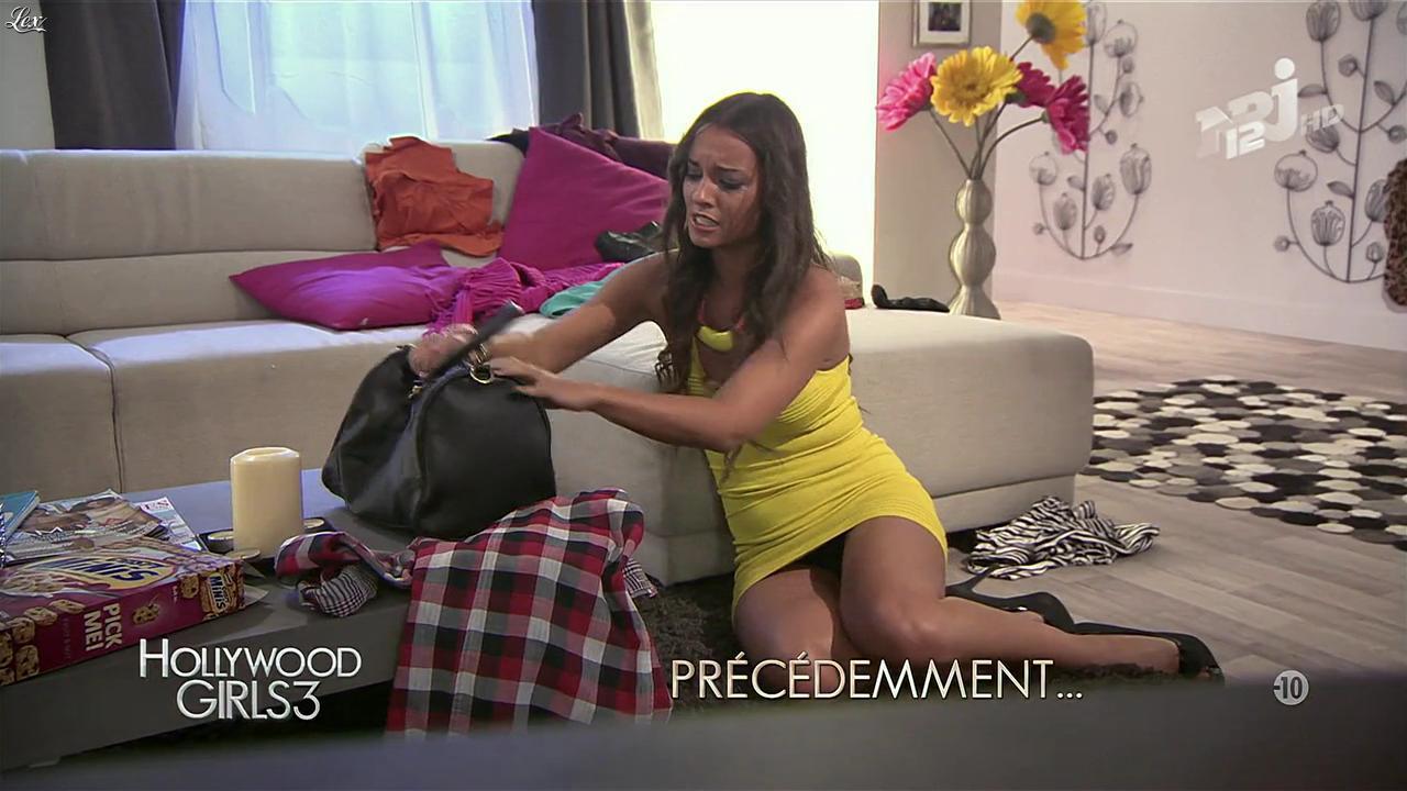 Laura Coll dans Hollywood Girls. Diffusé à la télévision le 18/11/13.