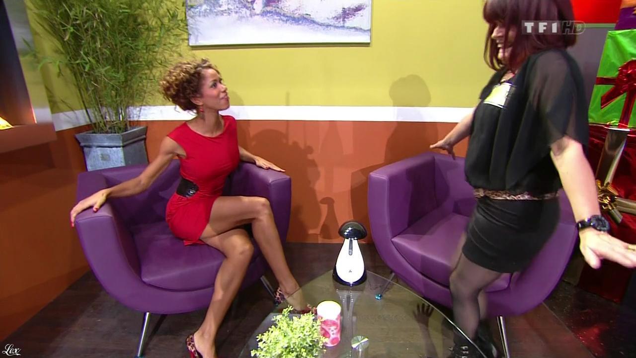 Doris Rouesne dans le Juste Prix. Diffusé à la télévision le 18/01/13.
