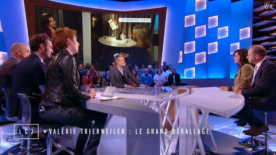 Natacha Polony dans le Grand Journal de Canal Plus. Diffusé à la télévision le 24/11/14.