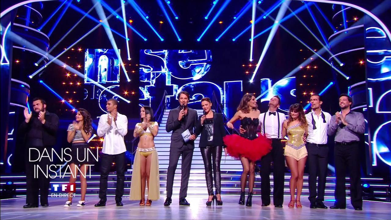 Sandrine Quétier, Tal, Alizée, Laury Thilleman et Laetitia Milot dans Pre Annonce de Danse avec les Stars. Diffusé à la télévision le 12/10/13.