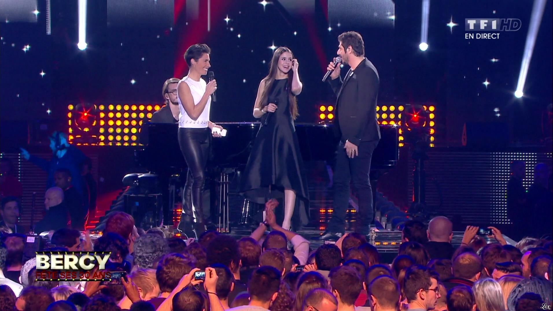 Alessandra Sublet dans Bercy Fête ses 30 Ans. Diffusé à la télévision le 04/12/15.