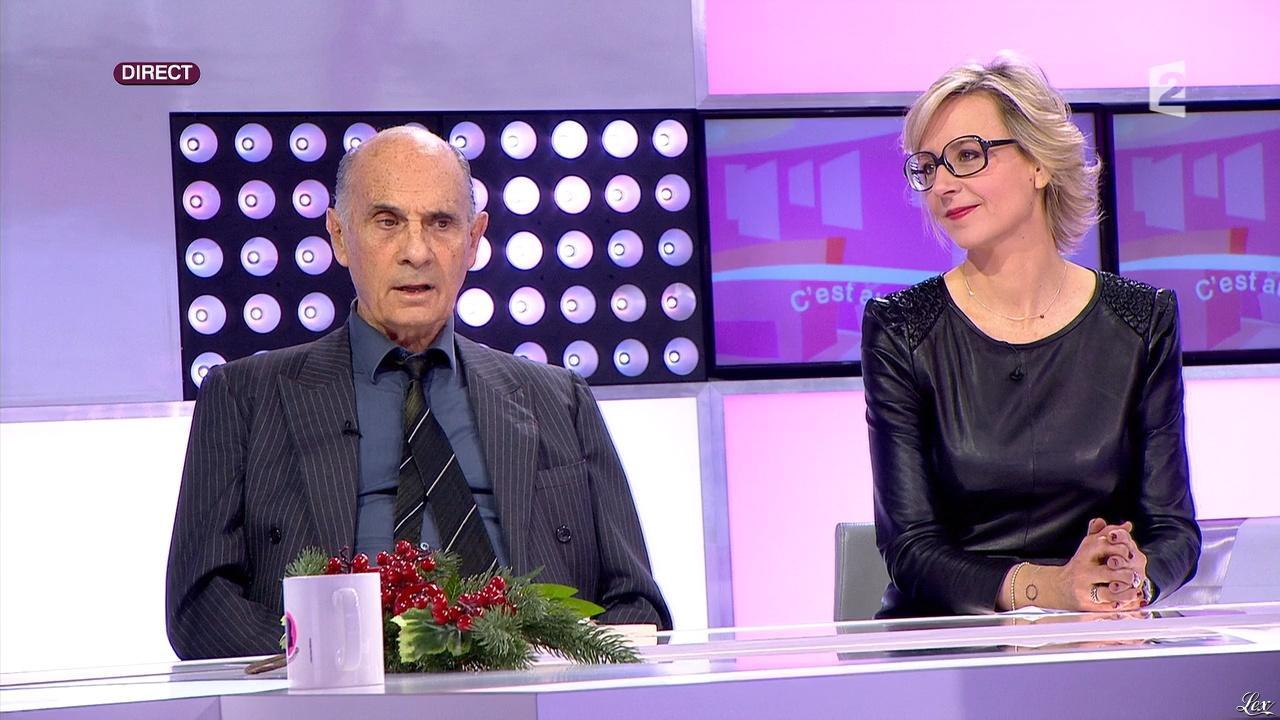 Sylvie adigard dans c 39 est au programme 15 12 15 07 - C est au programme chroniqueur ...