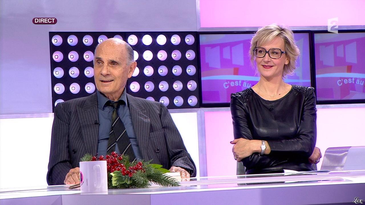 Sylvie Adigard dans c'est au Programme. Diffusé à la télévision le 15/12/15.