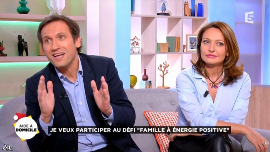 Valérie Durier dans la Quotidienne. Diffusé à la télévision le 30/01/15.