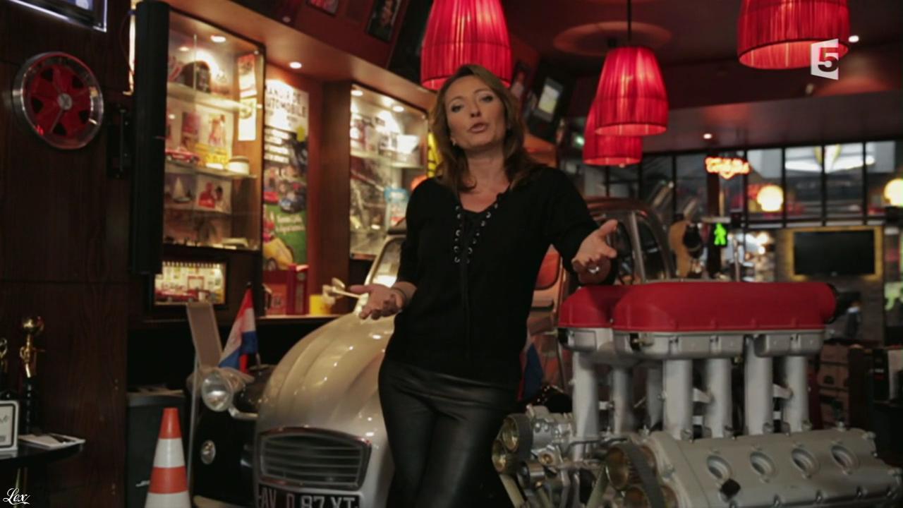 Valérie Durier dans le Doc du Dimanche. Diffusé à la télévision le 18/10/15.