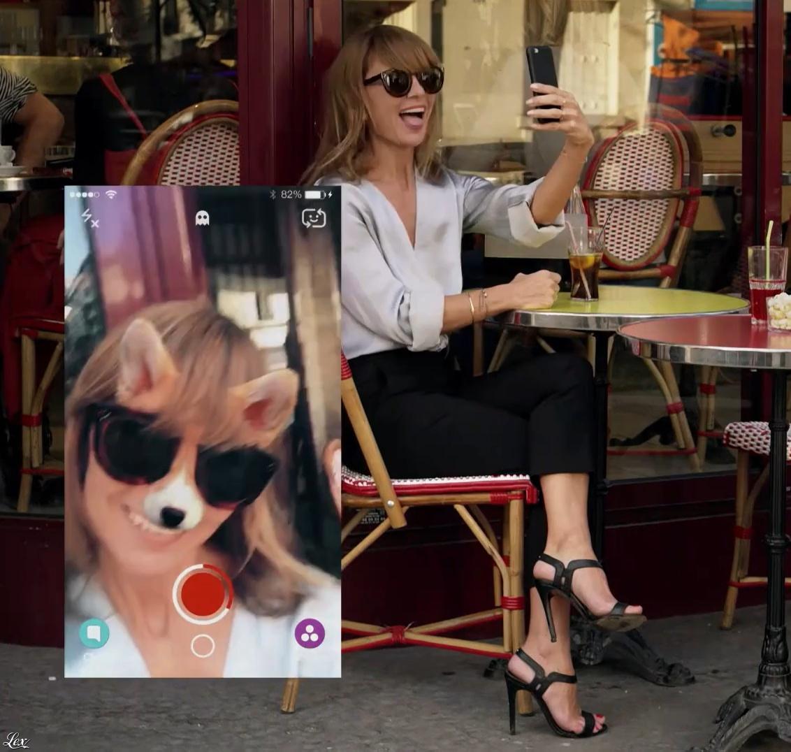 Axelle Laffont dans Addict. Diffusé à la télévision le 06/12/16.