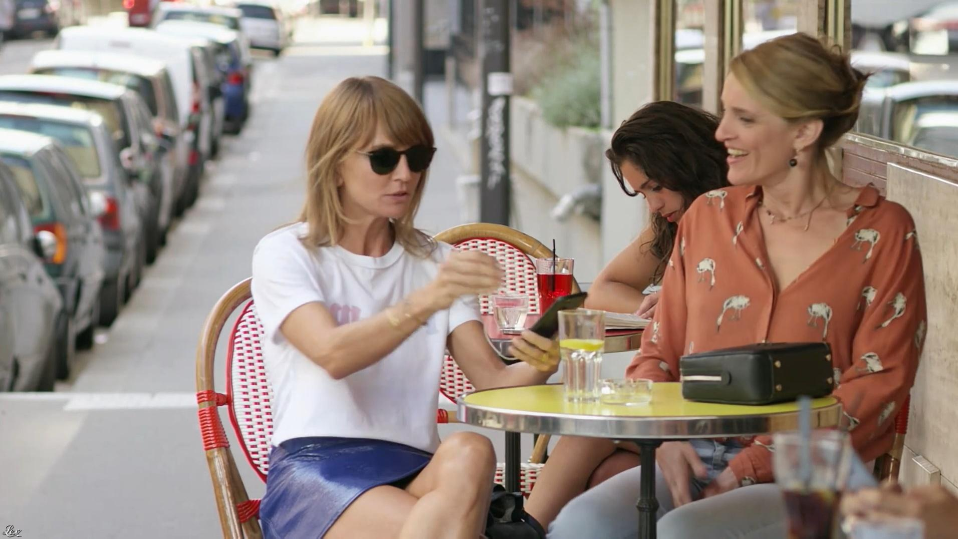 Axelle Laffont dans Addict. Diffusé à la télévision le 08/12/16.