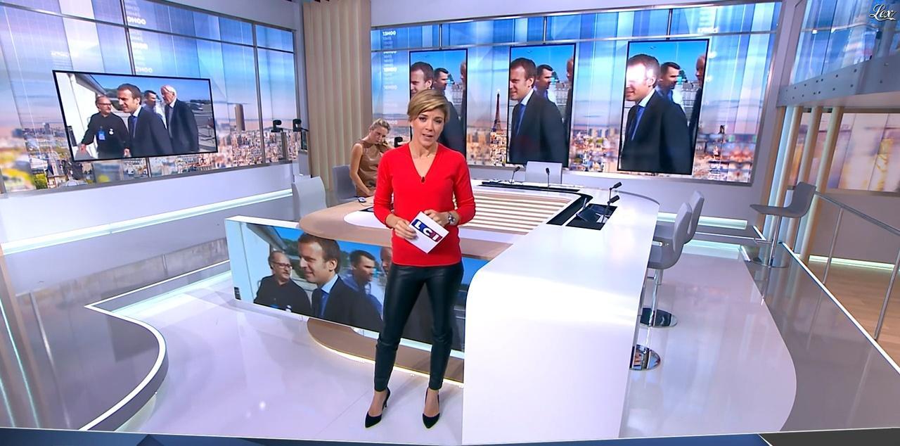 Bénédicte Le Chatelier dans LCI et Vous. Diffusé à la télévision le 16/11/16.