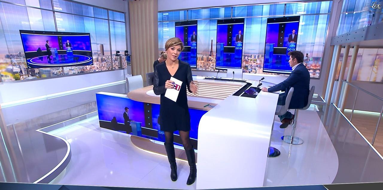 Bénédicte Le Chatelier dans LCI et Vous. Diffusé à la télévision le 24/11/16.
