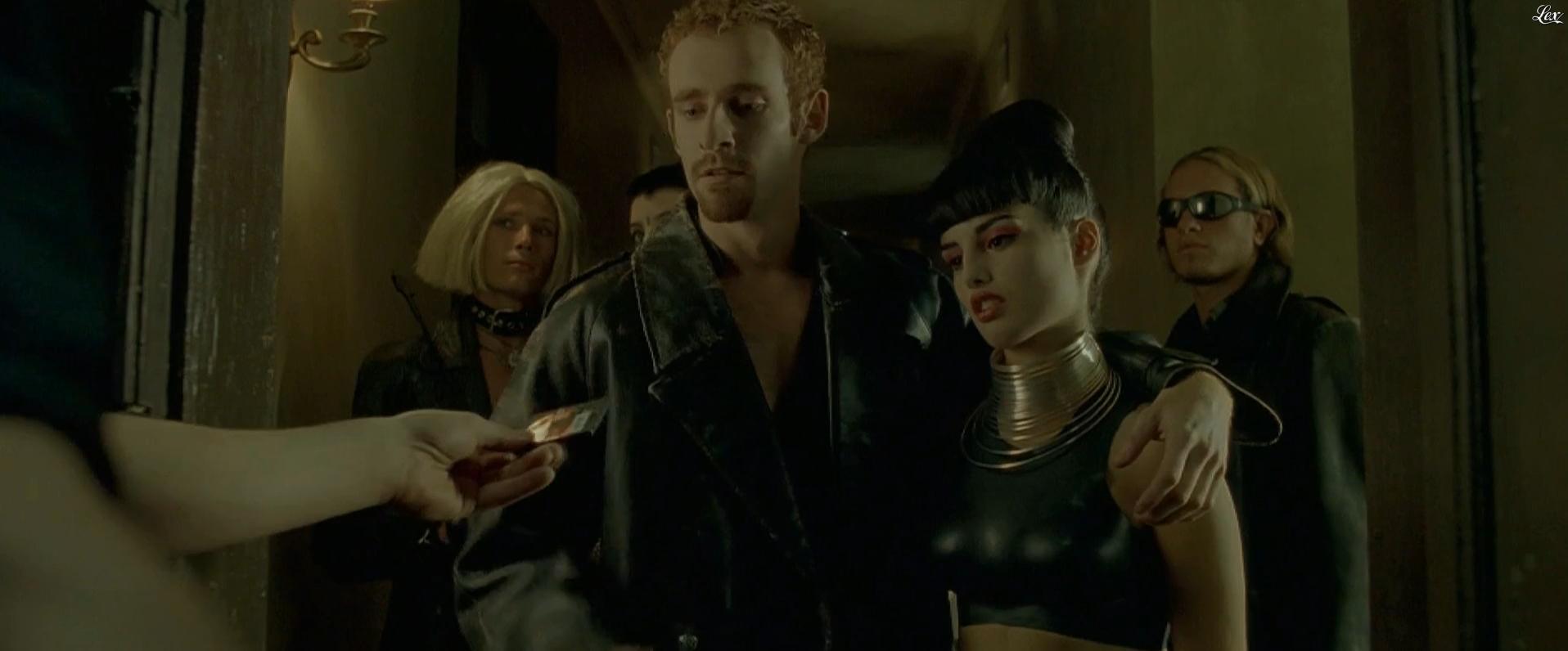 Ada Nicodemou dans Matrix. Diffusé à la télévision le 11/09/17.