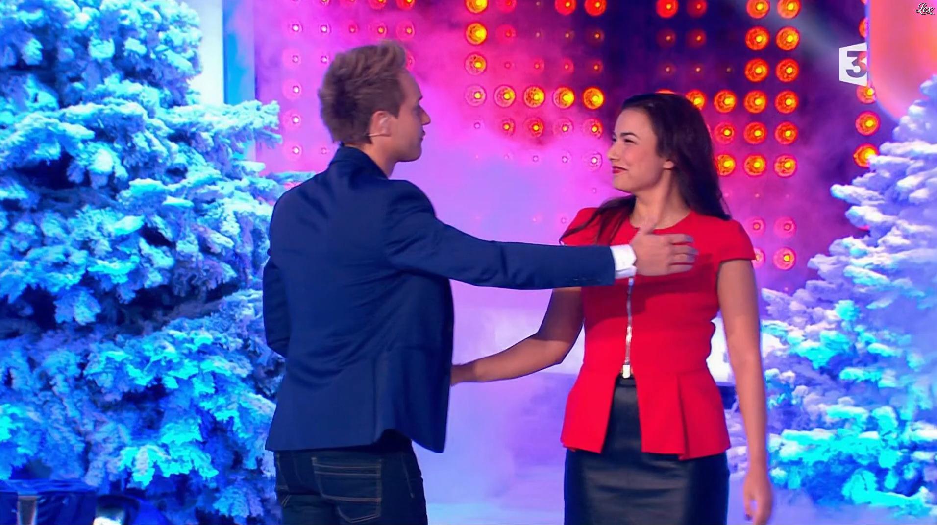 Anais Baydemir dans Slam. Diffusé à la télévision le 27/12/17.