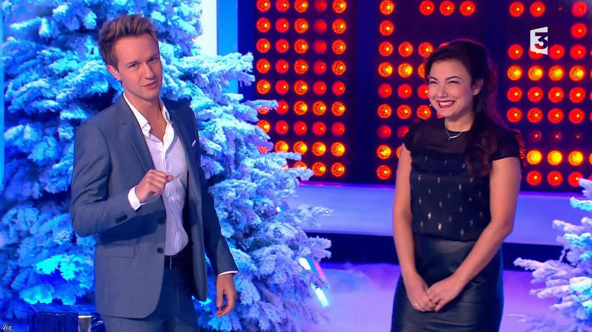 Anaïs Baydemir dans Slam. Diffusé à la télévision le 28/12/17.