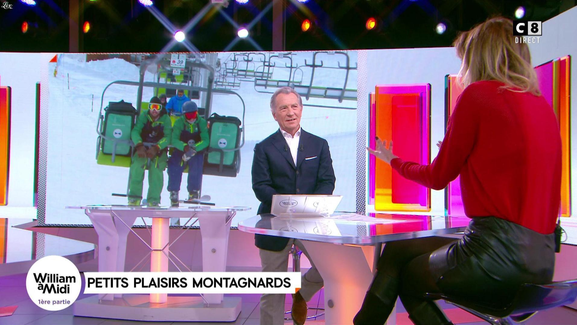 Caroline Ithurbide dans William à Midi. Diffusé à la télévision le 01/02/18.