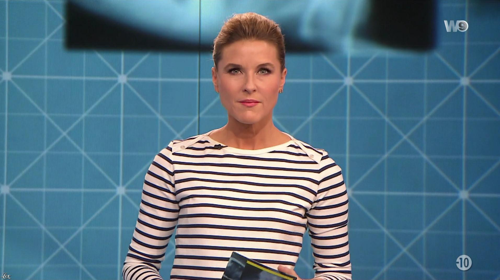 Stéphanie Renouvin dans Véto de Choc. Diffusé à la télévision le 01/02/18.