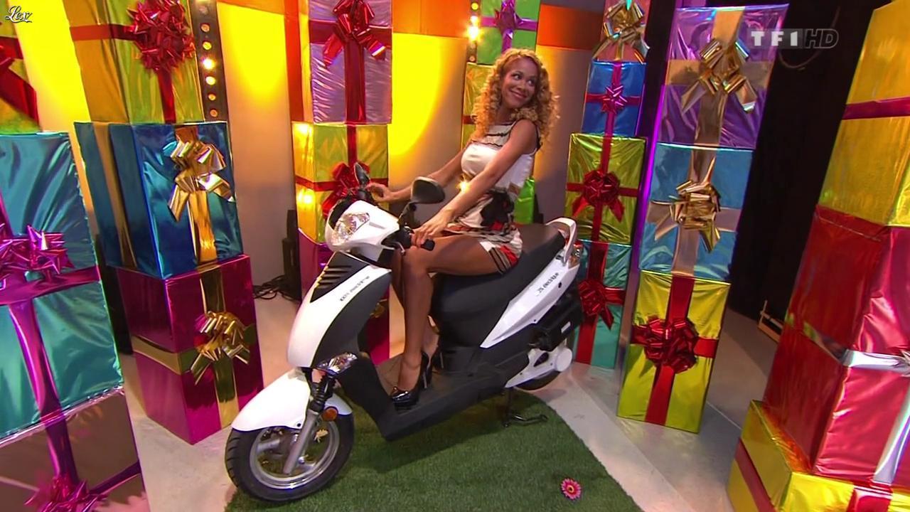 Doris Rouesne dans le Juste Prix. Diffusé à la télévision le 18/11/11.