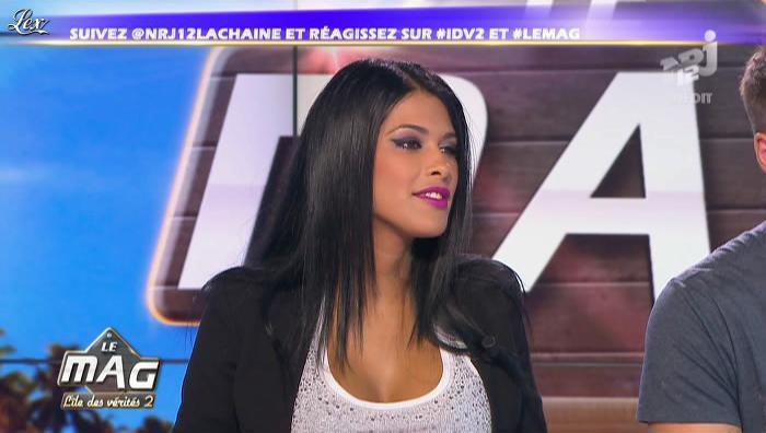 Ayem dans le Mag. Diffusé à la télévision le 26/11/12.