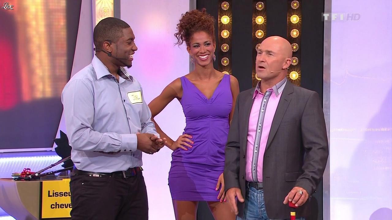 Doris Rouesne dans le Juste Prix. Diffusé à la télévision le 17/10/12.